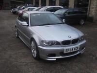 2004 54 BMW 325 2.5 auto 2004MY Ci Sport