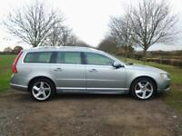 2008 VOLVO V70 2.4 D5 (185ps) LUX ~ AUTOMATIC ~ AIR ~ PARKING SENSORS ~TOP SPEC