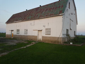 CEDAR BARN FOR SALE