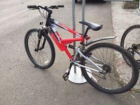Rayleigh Tuscana Full suspension mountain bike