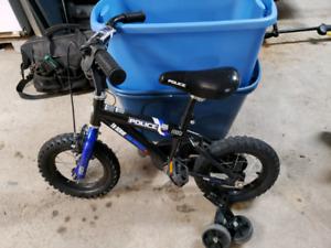 Vélo de police 12 pouce
