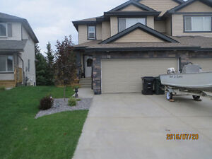 Spruce Grove Duplex - Backs On To Golf Course
