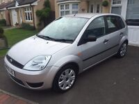 FORD FIESTA 1 YEARS MOT ONLY £995