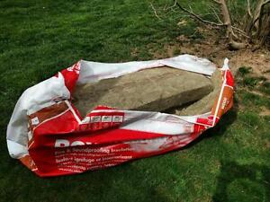 Half bag insulation