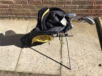 Children's golf set