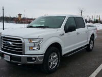 2015 Ford F-150 SuperCrew XLT XTR 4x4  TAKE OVER LEASE