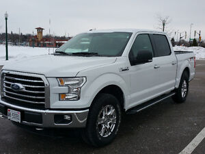 2015 Ford F-150 SuperCrew XLT XTR 4x4   TAKE OVER LEASE  NO DOWN