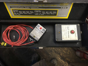 amerex fire suppression reset switches