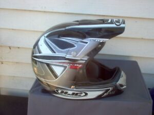 HJC AND FUEL  HELMETS