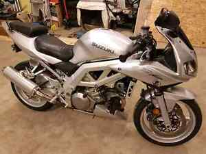 Awesome SV 1000 s for sale