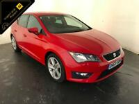 2013 63 SEAT LEON FR TSI 5 DOOR HATCHBACK 1 OWNER SERVICE HISTORY FINANCE PX