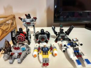 LEGO - STAR WARS MICRO FIGHTERS