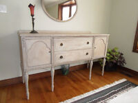"Sideboard ""distressed look"""