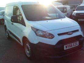 Ford Transit Connect 200 L1 TDCI 75PS Van DIESEL MANUAL WHITE (2016)