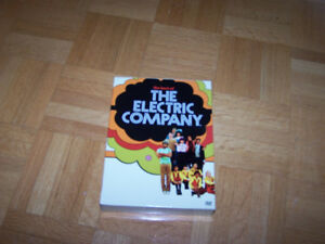 BEST OF THE ELECTRIC COMPANY VOL 1 DVD