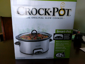 Crock Pot - NEW!