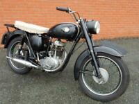 BSA C15 249cc 1963