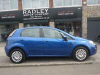 2010 Fiat Punto Evo 1.4 Multiair 16v 105 Dynamic 5DR 60REG Petrol Blue
