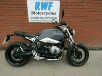 BMW R NINE T R9T, 2017, 67 REG, ONLY 2 OWNERS & 4,933 MILES, FSH, MINT COND