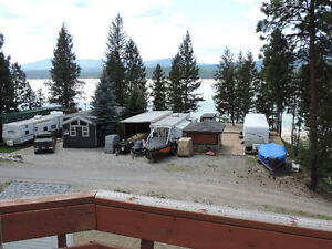 For sale RV Lot and Trailer