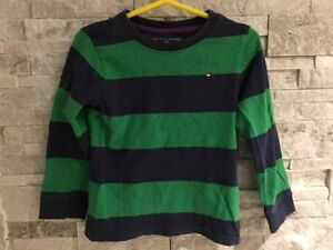 Tommy Hilfiger Long Sleeve Boy's Shirt for 3 Years Old
