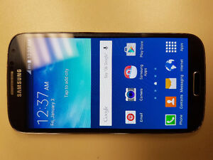 Samsung Galaxy S4 Unlocked Phone - Pristine condition