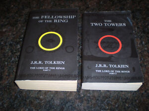 LORD OF THE RINGS BOOKS Windsor Region Ontario image 1