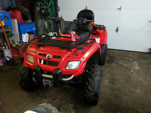 pieces canam outlander 400