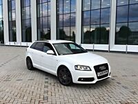 Audi A3 2.0 TDI, black edition 170,FSH, fully loaded