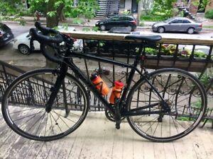 Vélo de route homme TREK MADONE 2.1 noir 52 cm