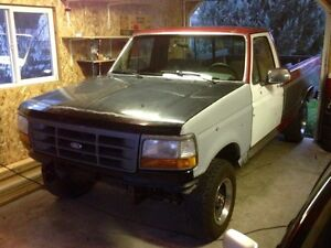 1988 Ford F-150 project truck
