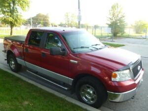 2008 Ford F-150 XLT SuperCrew 4x4 Pickup Truck (32000km)
