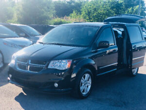 2016 Dodge Grand Caravan Crew+ / Leather /Fully Loaded/18999