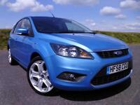 FORD FOCUS 1.6 Titanium FULL MAIN FORD DEALER SERVICE HISTORY