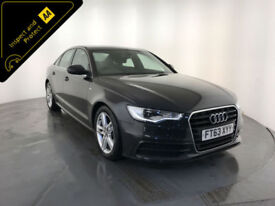 2014 AUDI A6 S LINE DIESEL 1 OWNER SERVICE HISTORY FINANCE PX WELCOME