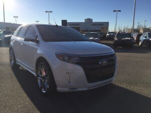2014 Ford Edge Sport  - Leather Seats -  Bluetooth