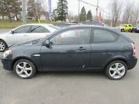 2010 Hyundai Accent GL w/Sport Pkg Coupe (2 door)