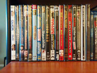 Multiple DVDs/ Blu-Rays for sale