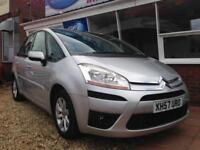 2007 57 Citroen C4 Picasso 1.8i VTR+ FINANCE AVAILABLE