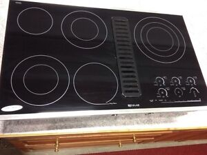 JENNAIR STOVE TOP DOWNDRAFT