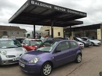 2008 08 FORD FIESTA 1.25 STYLE 3DR