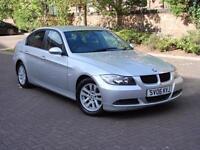 EXCELLENT DIESEL!!! 2006 BMW 3 SERIES 2.0 320d SE 4dr, FULL LEATHER, FSH,