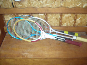 tennis rackets/exercise /bed warmers/chair massager/games Belleville Belleville Area image 7