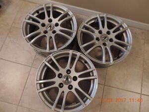 Acura-Honda Alloy Rims