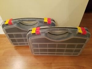 Double Sided Tool Parts Organizer's