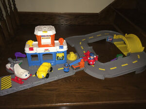 Aéroport Fisher Price Little People Airport