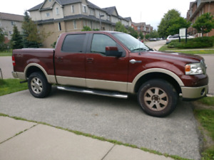 2007 F150 King Ranch SAFETIED