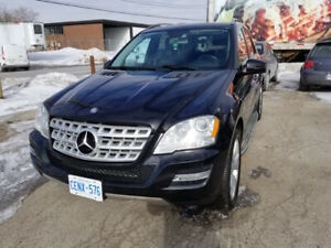 2011 Mercedes-Benz Diesel M-Class ML 350 BlueTEC SUV, $13499.00