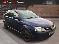 2003 Vauxhall Corsa 1.2 i 16v SXi 4x4 3dr