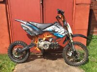 125 Pitbike spare or repair OFFERS